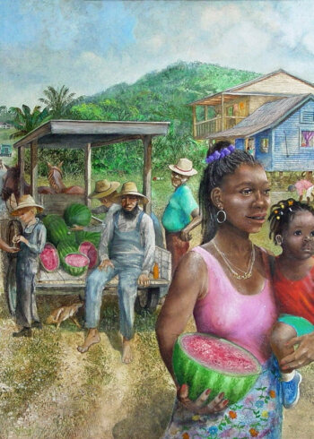 Belizean Queen