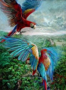 Maya Flight-1